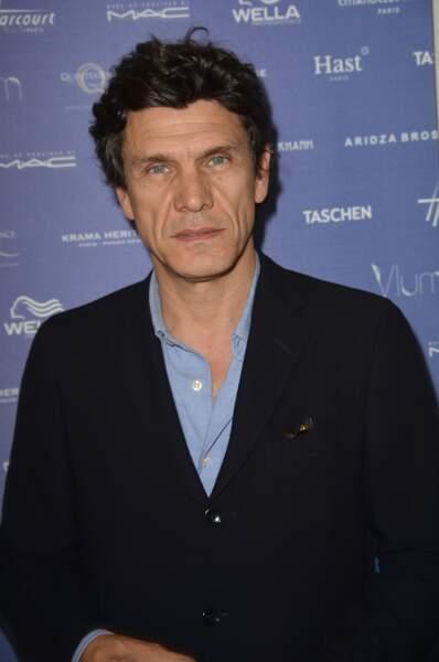 Marc Lavoine au 3ème Champs-Élysées film Festival à Paris le 13 juin 2014.
