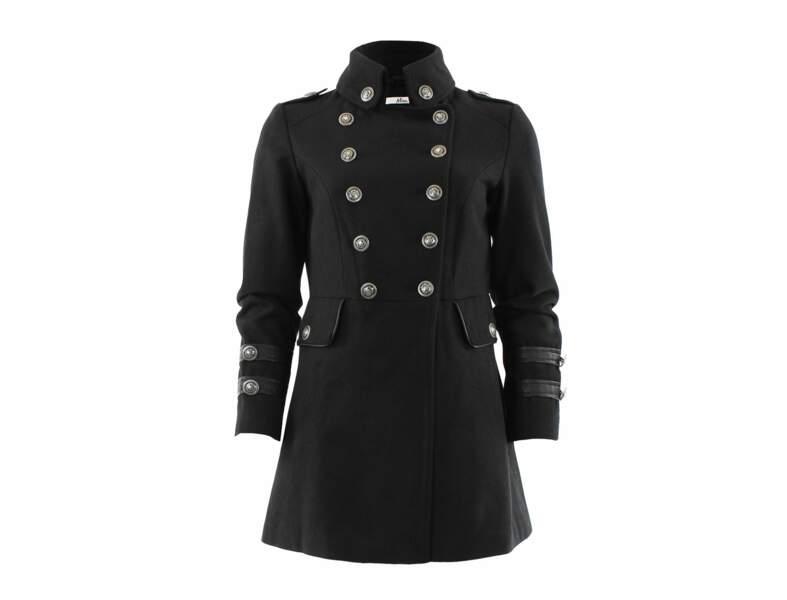 Manteau officier Mim