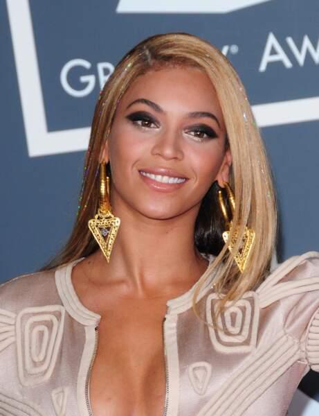 Le smoky eyes de Beyoncé