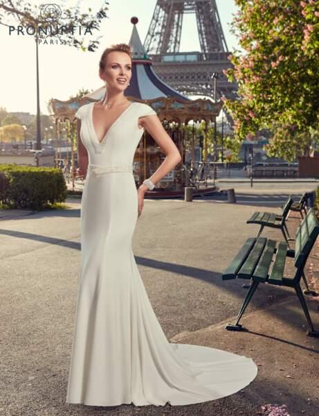 Robe de mariée Charonne