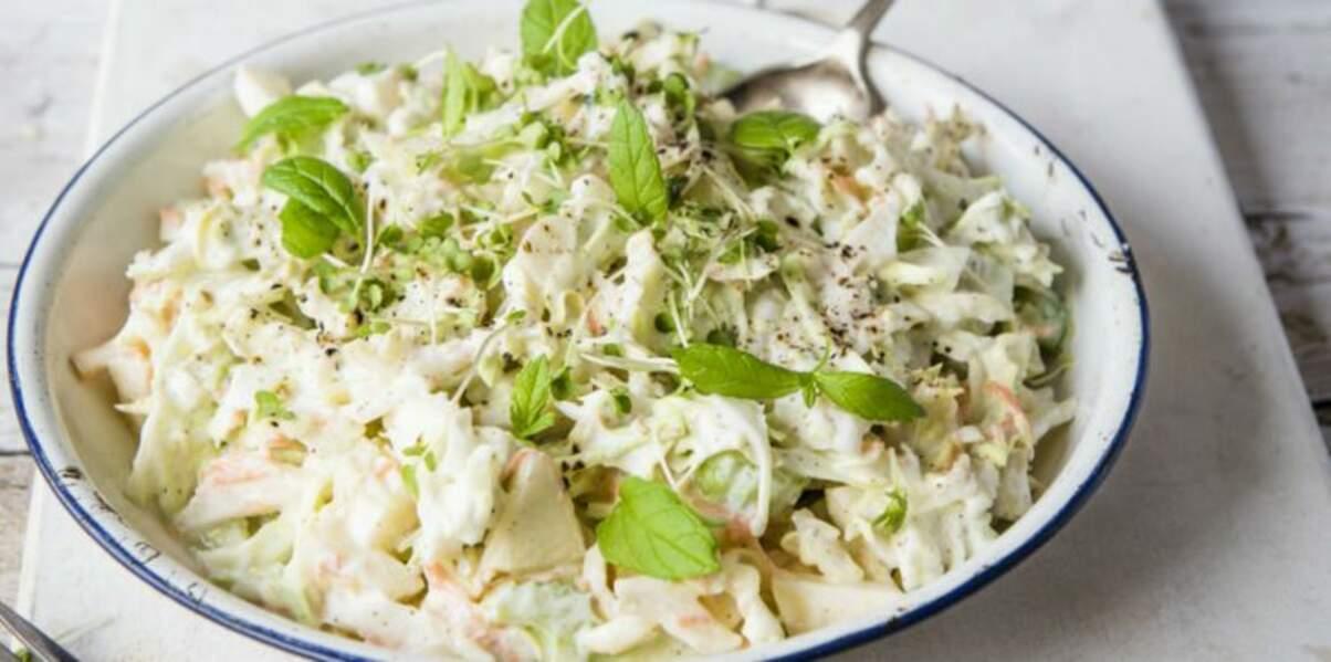 Salade de céleri facile et légère