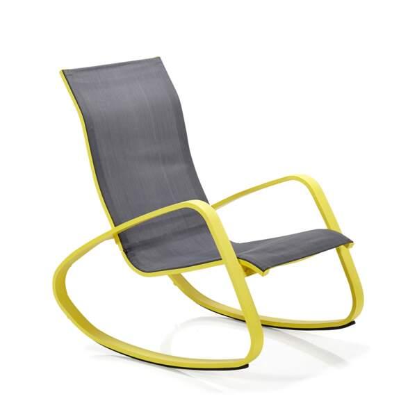 Rocking chair revisité