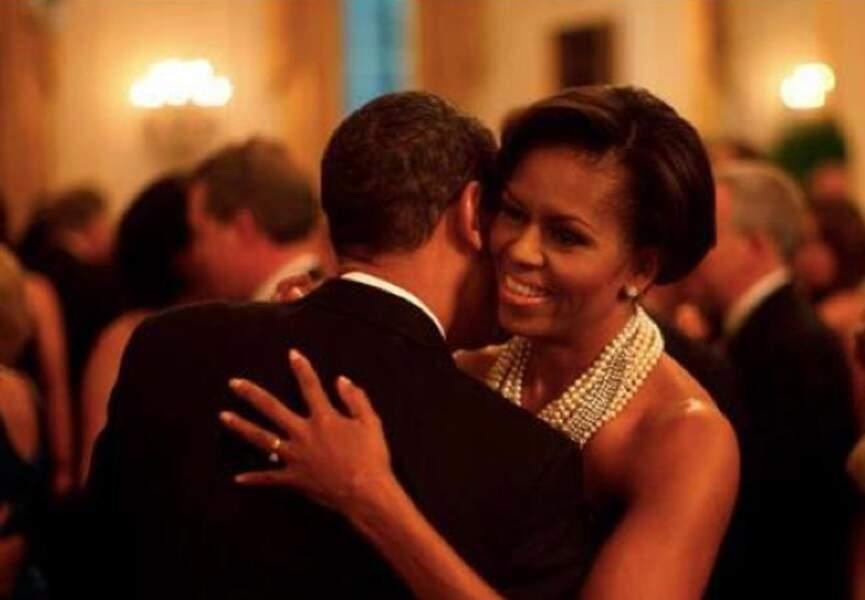 Barack et Michelle Obama, 20 ans de mariage et de complicité