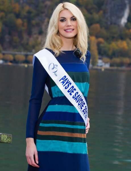 Graziella Byhet : Miss Pays de Savoie