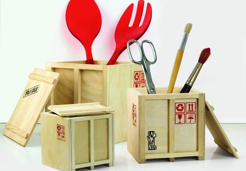 Encastrables : Caisses de rangement cuisine