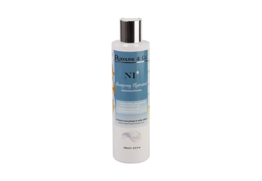 Shampoing hydratant, cheveux colorés, secs ou abimés, NI, Rodolphe & co : shopping pour une colo longue tenue