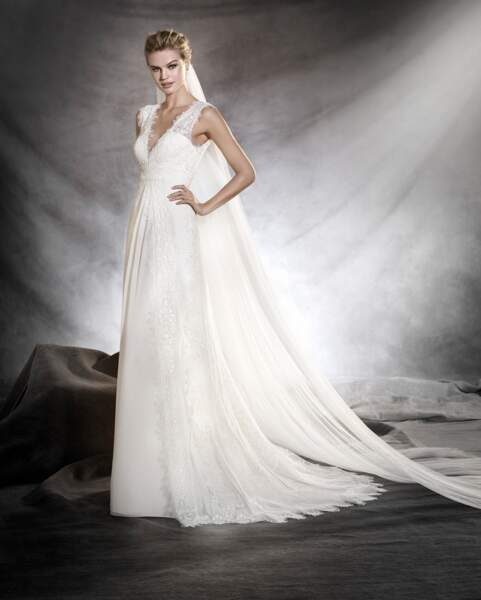 Robe de mariée Pronovias : Odilia