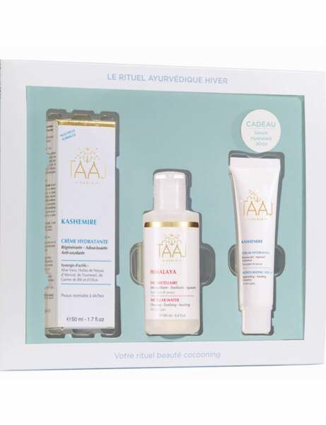 Le coffret cocooning TAAJ