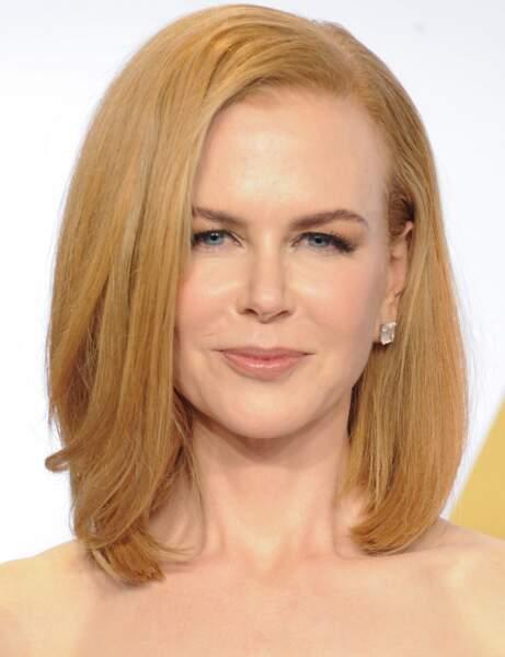 Nicole Kidman a la phobie des...