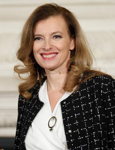 Valérie Trierweiller avant sa rupture