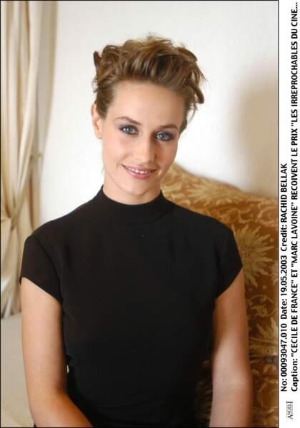 Cécile de France : Isabelle, la lesbienne torride