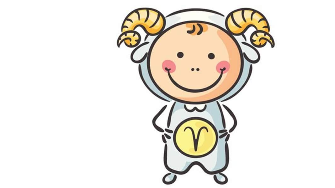 Horoscope du bébé Bélier : son profil astro par Marc Angel