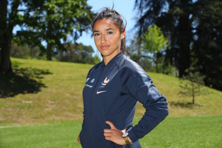 Sélection des défenseures : Sakina Karchaoui