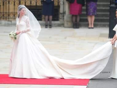 Les robes de mariée spectaculaires des people