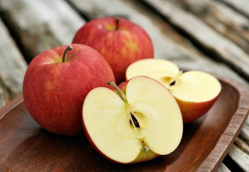 La pomme : anti-cholestérol