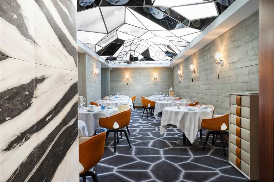 Le Grand restaurant de Jean François Piège