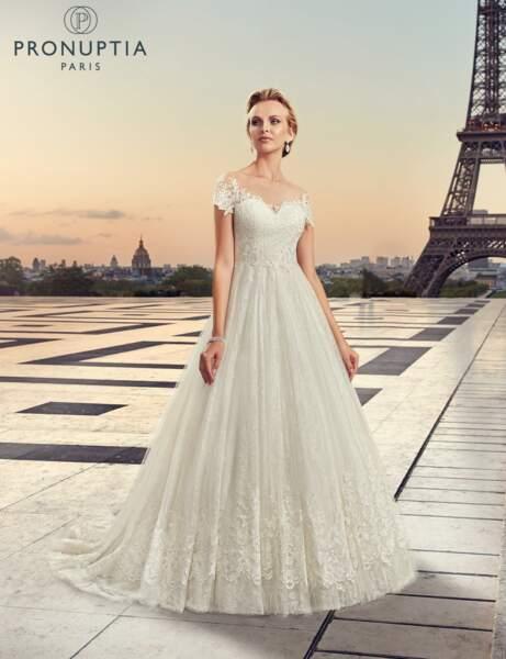 Robe de mariée Bastille