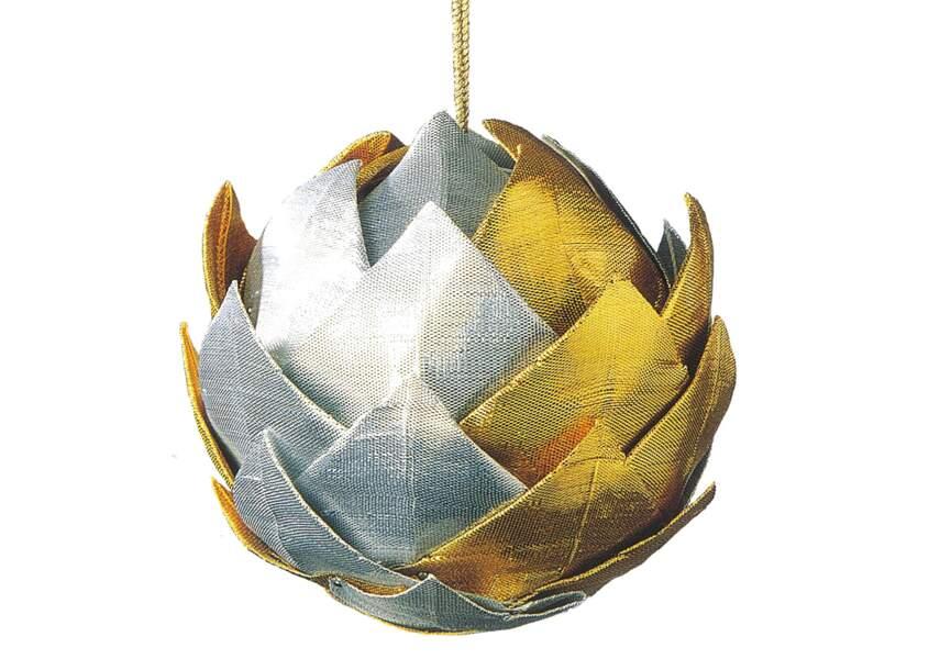 La boule de Noël Altaïr