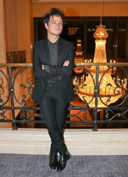 Le chanteur Jamie Cullum mesure 1m64.