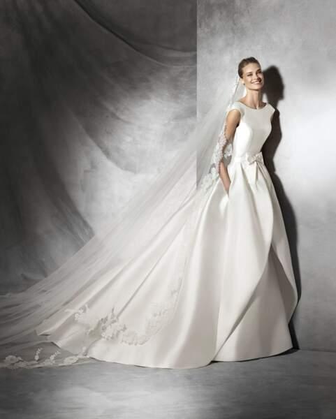 Robe de mariée Pronovias : Tabina