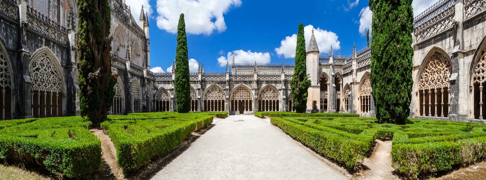 Cloître royal du monastère de Batalha
