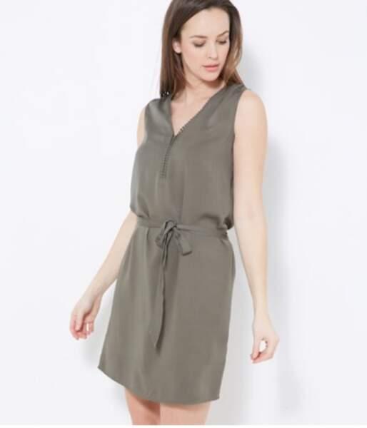 Robe de saison : robe chemise