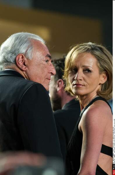 Dominique Strauss-Kahn et Myriam L'Aouffir