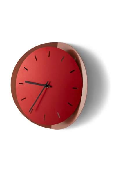Horloge inspirée