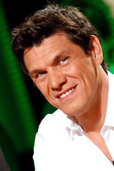Marc Lavoine en 2011.