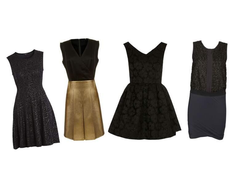 Noël : 4 robes à moins de 100 €