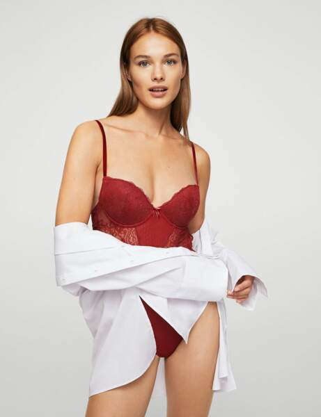 Mode cocooning : le body sexy