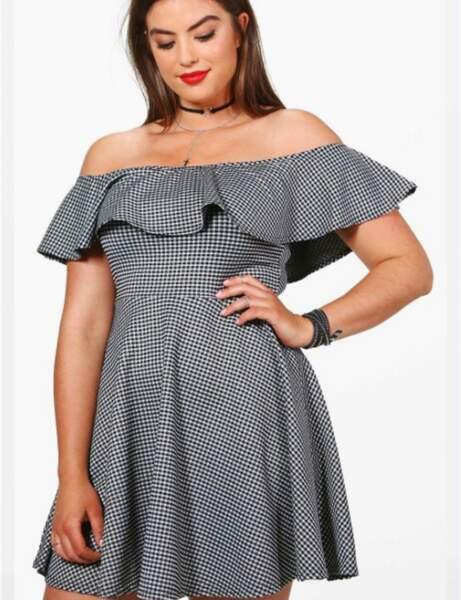 Mode ronde : la robe rétro