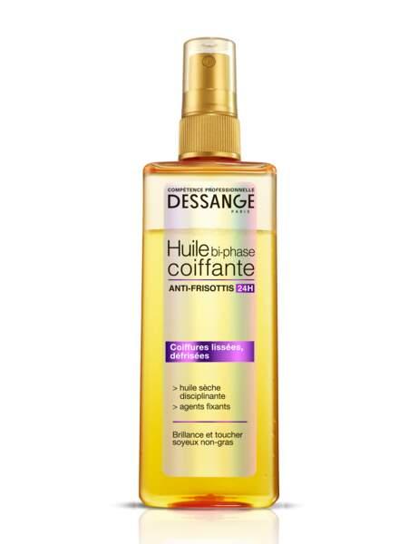 Le bon produit : un spray anti-frisottis