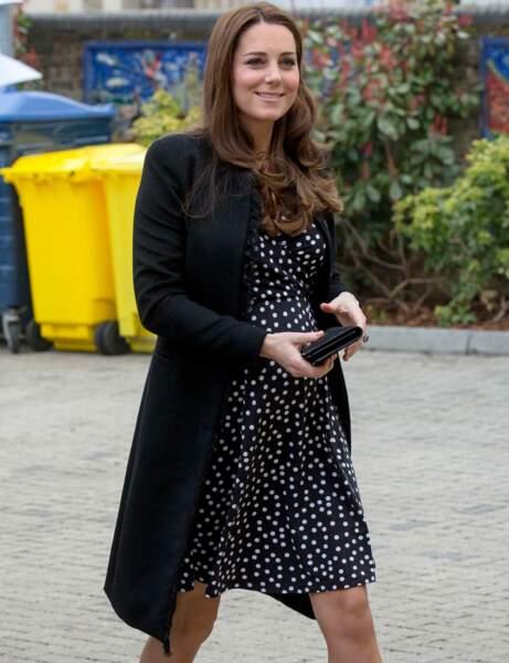 Kate Middleton : la robe Asos Maternité