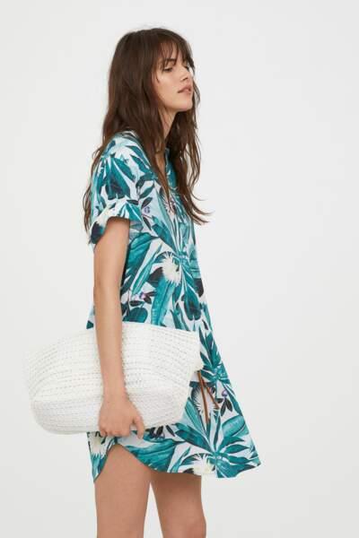 Robe de saison : tropicale