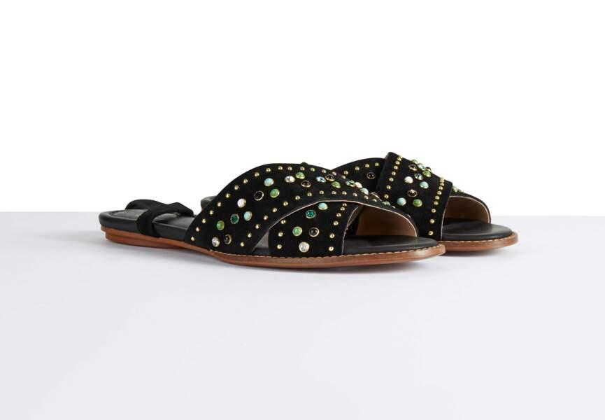 Sandales : folk