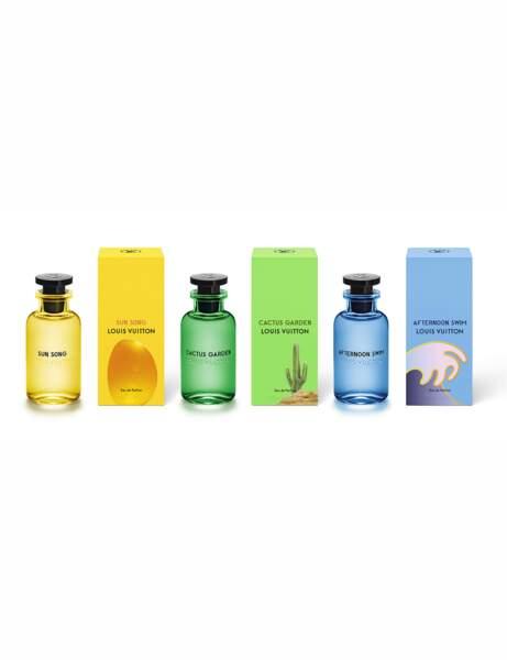 Les parfums de Cologne, Louis Vuitton