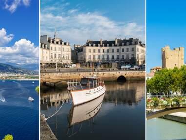 Top 10 des villes françaises où il fait bon prendre sa retraite