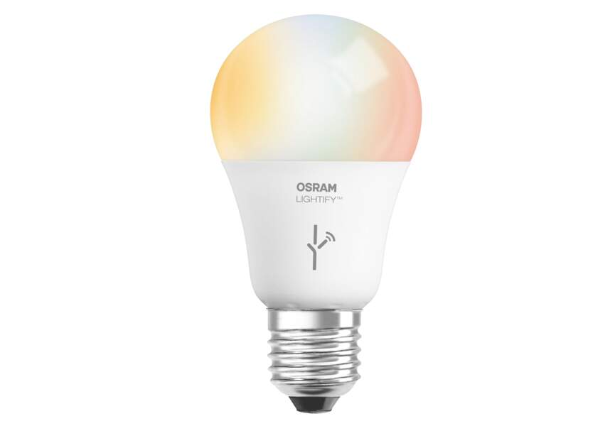Quel LED choisir ? L'ampoule Lightify