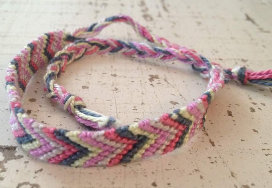 Un bracelet brésilien