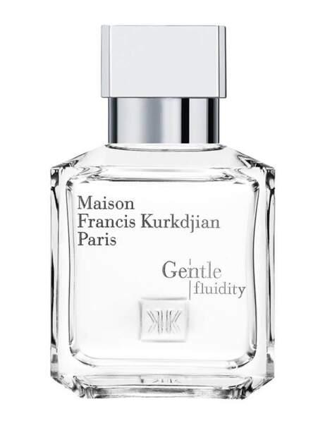 L'eau de parfum Gentle fluidity Silver, Francis Kurkdjian Paris