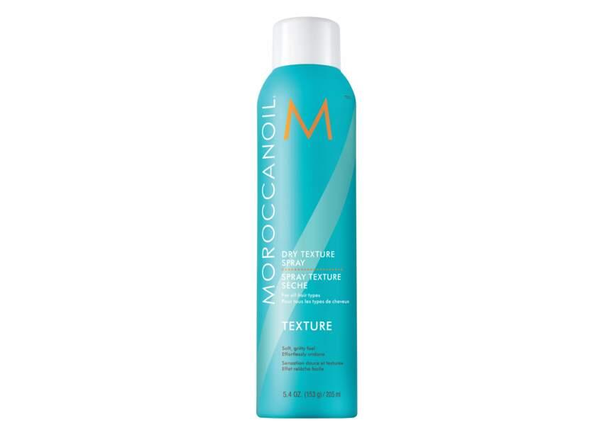 Le spray texture sèche Moroccanoil