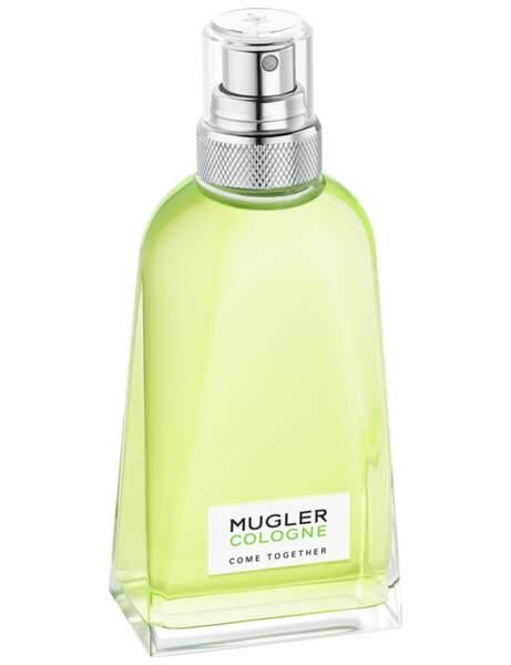 L'eau de toilette Cologne Come Together, Mugler