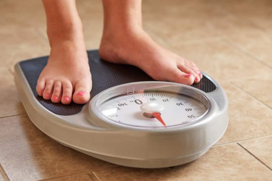 Ménopause est synonyme de prise de poids