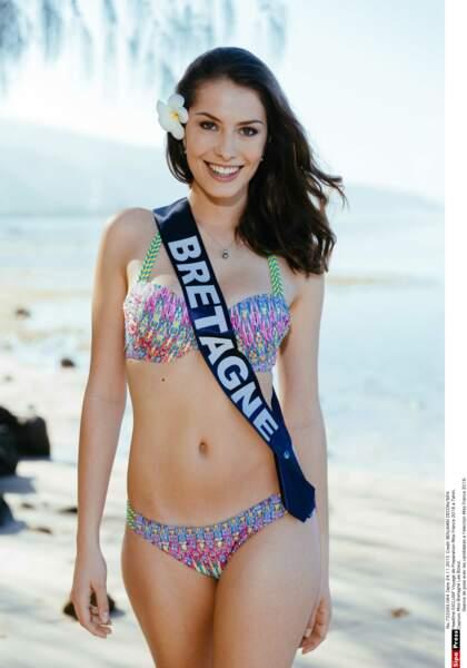 Miss Bretagne, Lea Bizeul