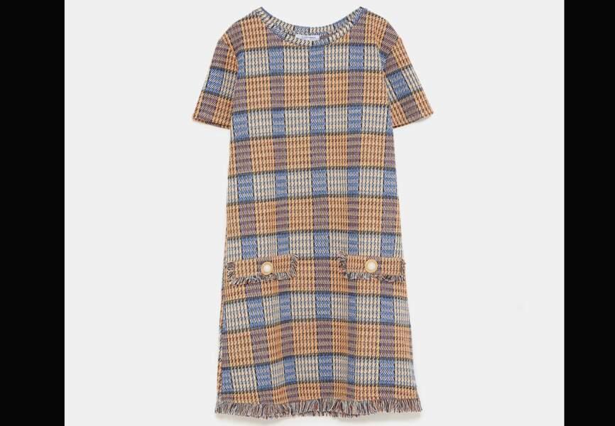 Nouveautés Zara: la robe esprit couture
