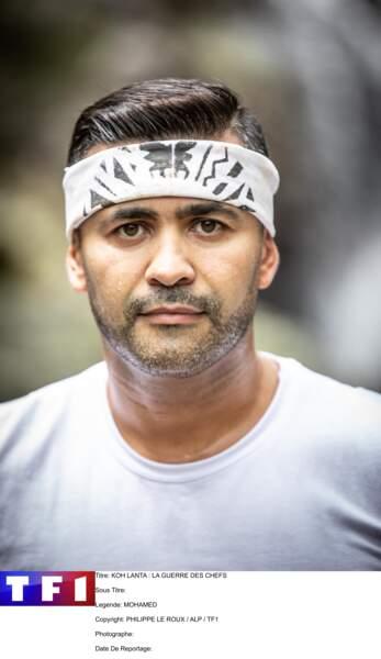 Mohamed, 37 ans. Chef d'entreprise. Alsace