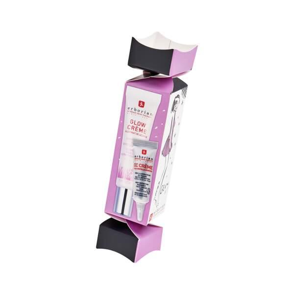 Perfect Twist Glow It Kit, Erborian, 16 €
