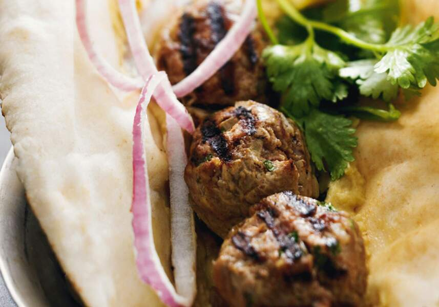 Kefta d'agneau traditionnelle