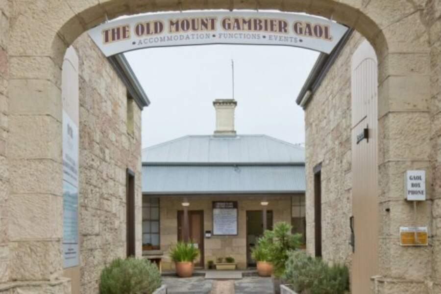 The Old Mount Gambier Gaol – Mount Gambier, Australie